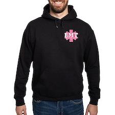 Hoodie - 4 inch logo