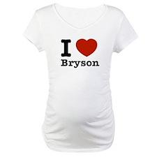 I love Bryson Shirt