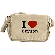 I love Bryson Messenger Bag