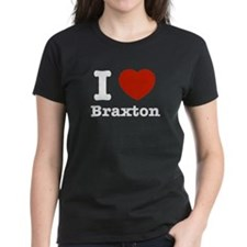 I love Braxton Tee