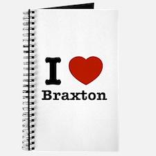 I love Braxton Journal