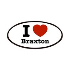 I love Braxton Patches