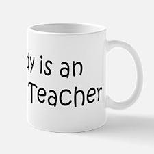 Daddy: Anatomy Teacher Mug