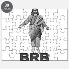 Jesus Will Be Right Back Puzzle