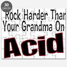 Rock Harder Puzzle