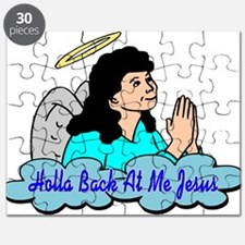 Holla Back At Me Jesus Puzzle