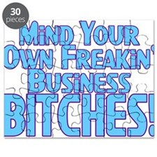 Freakin' Business Puzzle