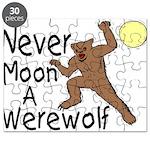 Moon A Werewolf Puzzle