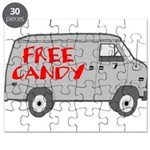 Free Candy Puzzle