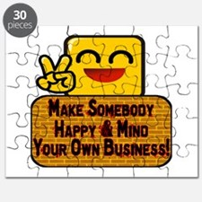 Mind Your Business Puzzle