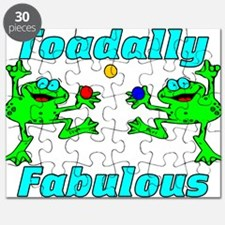 Toadally Fabulous Puzzle