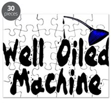 Oiled Machine Puzzle