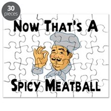 Spicy Meatball Puzzle