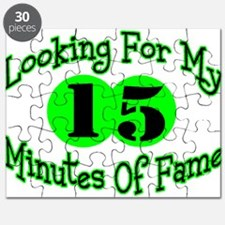 Minutes Of Fame Puzzle