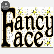 Fancy Face Puzzle