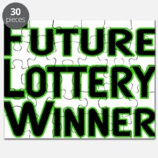 Future Lottery Winner Puzzle