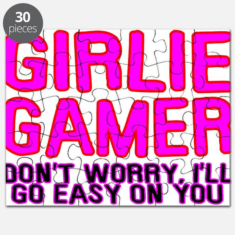 Girlie Gamer Puzzle