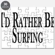 Rather Be Surfing Puzzle