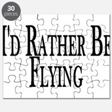 Rather Be Flying Puzzle