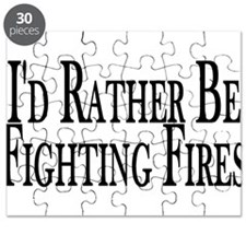 Rather Fight Fires Puzzle