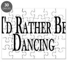 Rather Be Dancing Puzzle