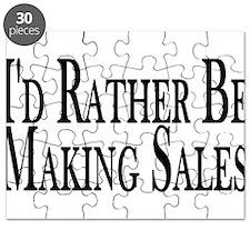 Rather Make Sales Puzzle