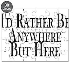 Unique Escape Puzzle