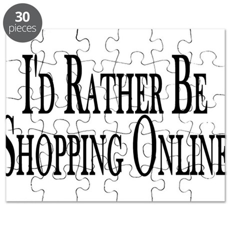 Rather Shop Online Puzzle