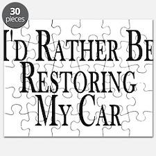Rather Restore Car Puzzle
