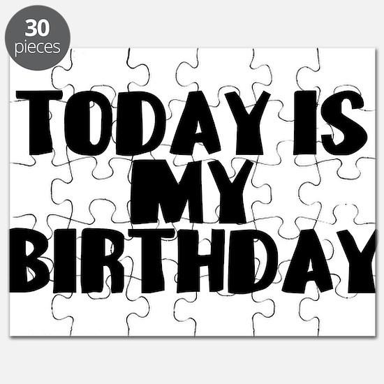 Birthday Today Puzzle