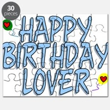 Happy Birthday Lover Puzzle