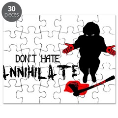 Annihilate Puzzle