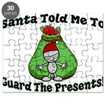 Guard Presents Puzzle