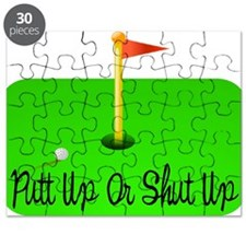 Putt Up Or Shut Up Puzzle