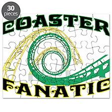 Coaster Fanatic Puzzle