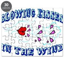 Blowing Kisses Puzzle