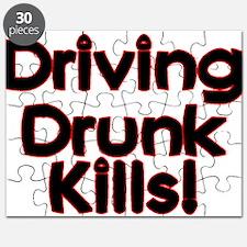 Driving Drunk Kills Puzzle