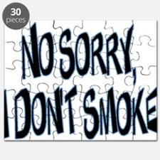 I Don't Smoke Puzzle