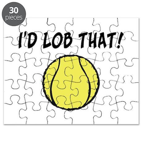 I'd Lob That Puzzle