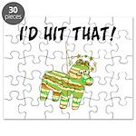 I'd Hit That Pinata Puzzle