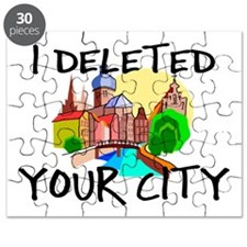 Deleted City Puzzle
