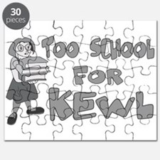 Too School For Kewl Puzzle