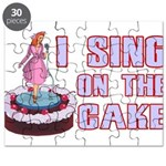 I Sing On The Cake Puzzle