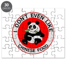 I Hate Chinese Food Puzzle