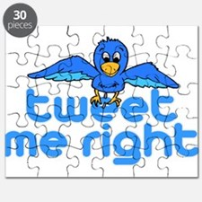 Tweet Me Right Puzzle