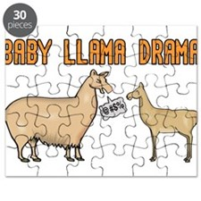 Baby Llama Drama Puzzle
