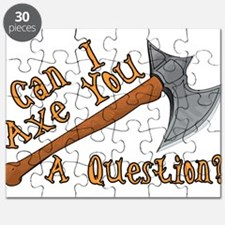 Axe You A Question Puzzle