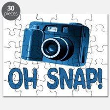 Oh Snap Camera Puzzle