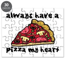 Pizza My Heart Puzzle