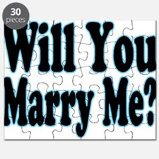 Will You Marry Me? His Puzzle